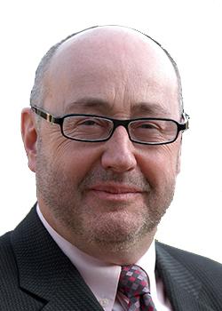 Peter McCormick OBE